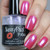 """""""Kiss Off"""" w/""""Forever Yours"""" Chameleon Shifty Shimmer Topper  Swatch by Manicured & Marvelous"""
