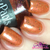 """Sassy Pants Polish Debut """"Find Your Sassy!"""" Collection (FALL15) """"Golddigger"""" over """"Audacious"""""""