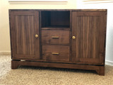 Entertainment Stand from Christian Sapp Wood Working