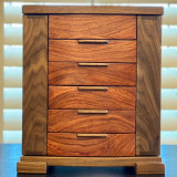 Jewelry Box from Wade at CWP Wood Studio
