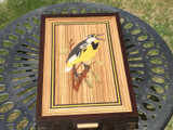 """Meadowlark #1"" Box from John Felten"