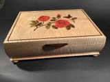Marquetry Box from Sincerbeaux Woodworks