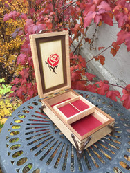 Marquetry Boxes from John Felten