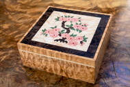 Flower Jewelry Box from Bob Fontana