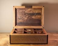 White Oak Watch Box from Steve Leonardo