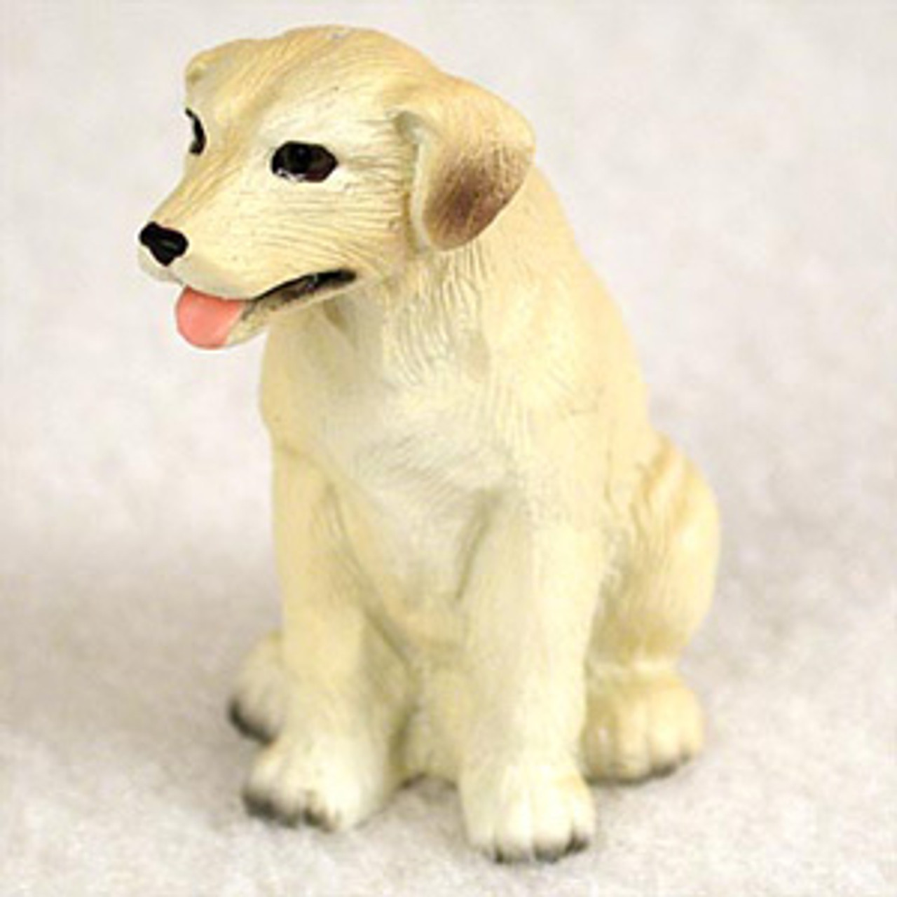 Lab Retriever Yellow Bonsai Figurine Bonsaioutlet Com