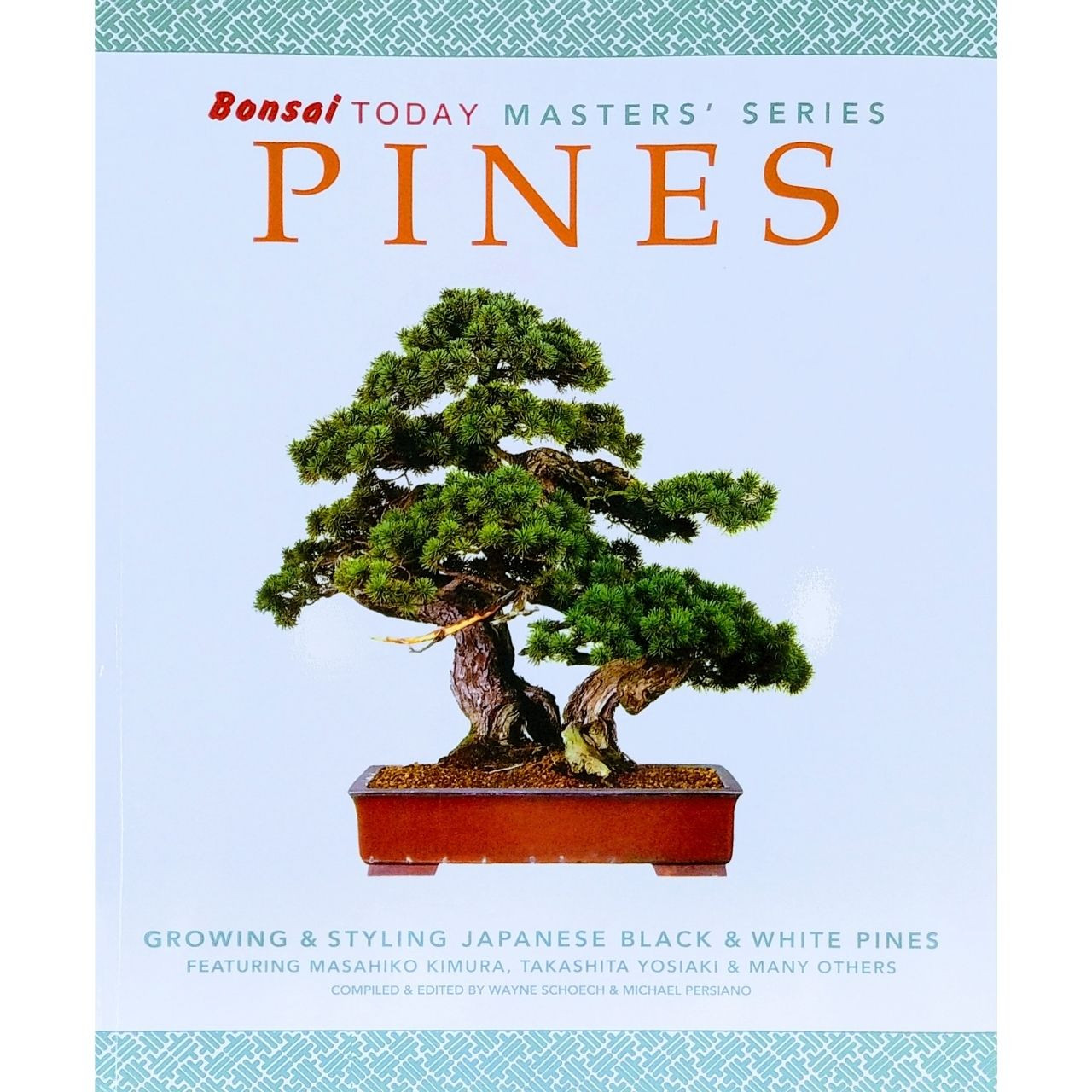 Pines Growing And Styling Bonsai Book Black White Pines