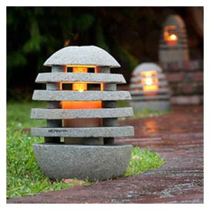 Cairns & Garden Lanterns