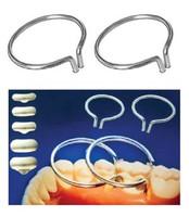 Matrice rings - Delta 2pcs