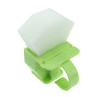 Ring Endo Holder ( Clean Stand ) green