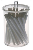 Tube holder (for saliva Ejectors, surgical tips, evacutor tips) clear