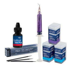 Herculite XRV Ultra Mini kit (with full size Optibond Solo Plus & Etch Gel)