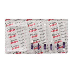 Maillefer ReadySteel™ STERILE hedstroem files (H-Files) 21mm, 6pk purple #010