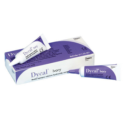 Dycal - Calcium Hydroxide Liner, shade Ivory