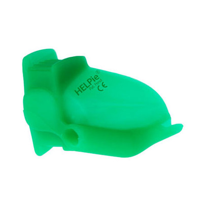 HELPIE - Combines biteblock, tongue deflector & suction all-in-one (50pk : 25 left + 25 right)