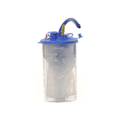 Disposable system for Suction Waste Collection - 1700ml
