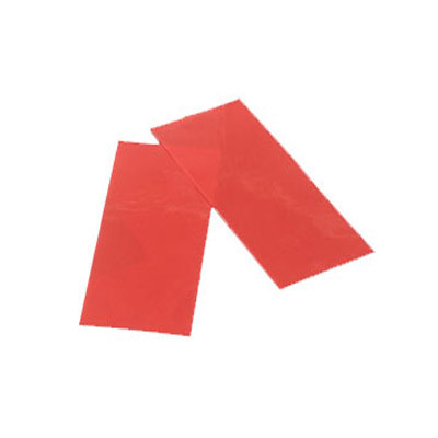 Articulating film (Occlusion) red single sided, 18 micron (0.018mm), 20 books x 10 sheets