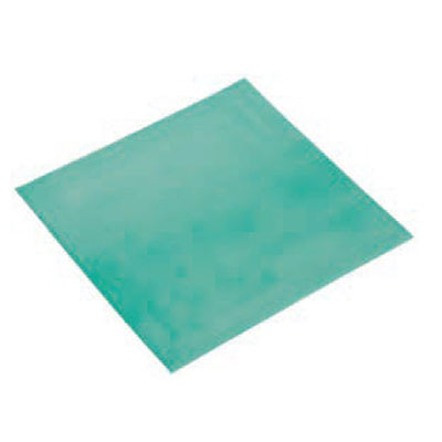 Latex rubber dam Heavy 150 x 150mm (36 pieces) Mint, green