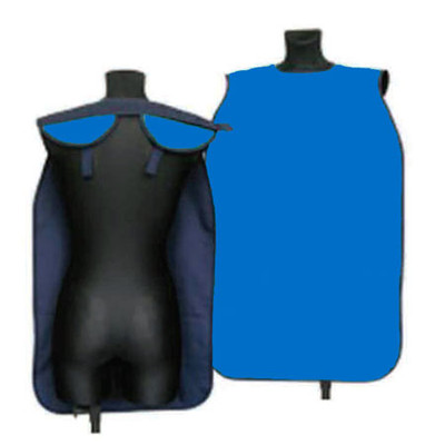 X-Ray Protective Aprons, Adult 50 x 80cm - ST (Standard) Lightweight  0.25mm Pb on all surface
