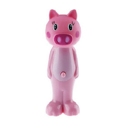 Children pop up toothbrush - Pig Hero