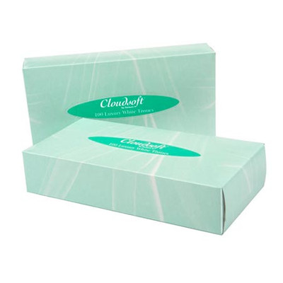 Cloudsoft Facial tissues (36 boxes x 100 tissues)