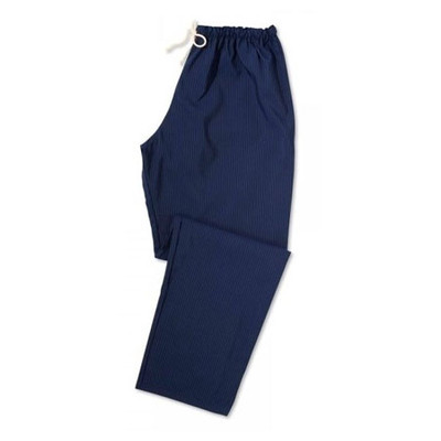 Anti-microbial scrub trousers AM36 Navy
