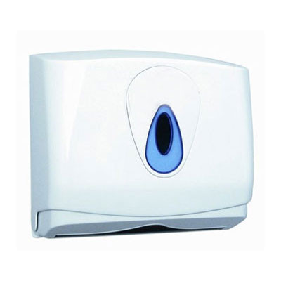 Hand towel dispenser (for C-Fold/Z-fold paper hand towels)