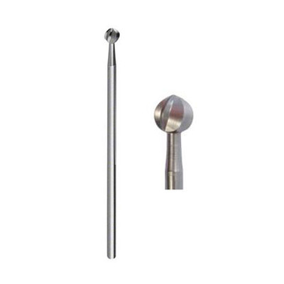141RF  - Stainless Steel surgical burs, Round head, 2 pcs HP (various sizes)