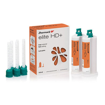 elite HD+ - VPS impression materials, Tray material - fast set