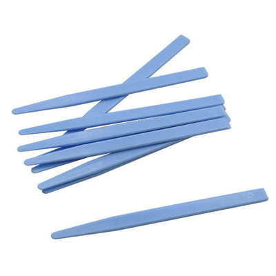 GC Plastic Mixing Spatulas (for composite, GI, cement...) 10pcs blue