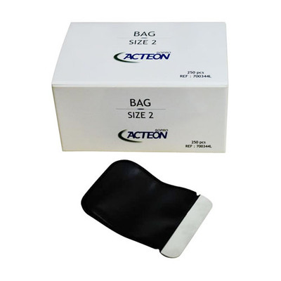 Acteon PSPIX 2 Hygiene Bag Size 2 for imaging plate, 250pcs