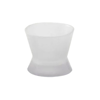 Acrylic mixing bowl clear - L (30ml)