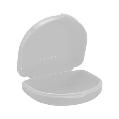 Ortho Retainer boxes #1 (A01) - 10pcs white, 74x64x28mm