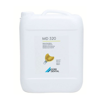 MD 520 - impression disinfectant, 10L concentrate