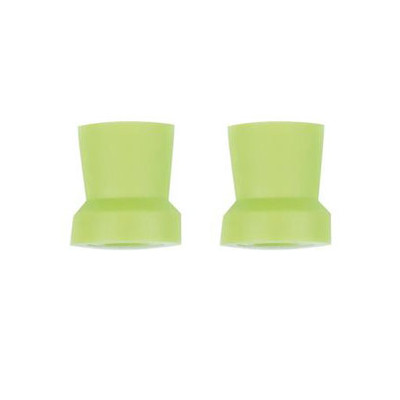 Prophy Rubber polishing cup - Snap on, 100pcs soft green (Buy 3 get 1 FREE)