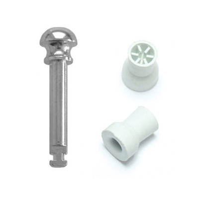 Mandrels For Snap-On polishing prophy cups/brushes - 3pcs RA