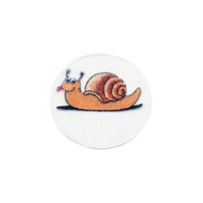 "Novel designs ""Snail"" (Orthodontic Acrylics Inlay Decals) 20pcs"