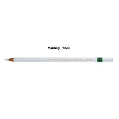 Marking Pencil (Wax pencil) 6pcs White