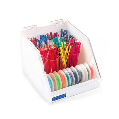 Combination Elastomeric Organizer (Power Stick/Ligature Ties & Chain) L170xW230xH140mm)