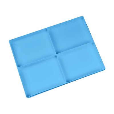 Mobile Cabinet tray insert blue 993486 (L405 x W320  x D25mm)