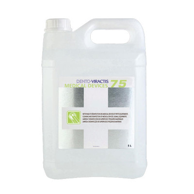 DV75 - 5L Cleaning and disinfection of all surfaces of medical devices - ALCOHOL FREE