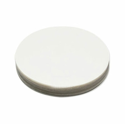 Vacuum Forming plastic sheets - Soft Round (120mm) thickness 1.5mm / 15pcs clear