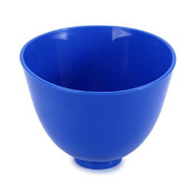 Mixing bowl - Large (130 x H80mm) blue