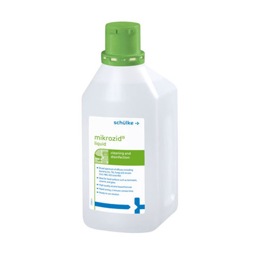 Mikrozid Liquid - Surface cleaning & disinfection, 1L
