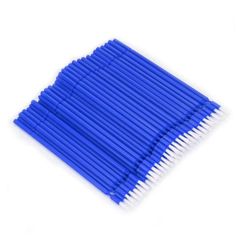 Bendy-Brush (Bendable bond brushes) pack of 100 pieces single colour (blue, red, green or yellow)