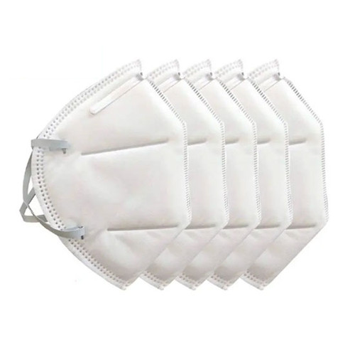 KN95 Medical Respirator Face Mask (FFP2) Pack of 5pcs