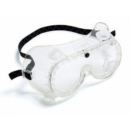 Safety Glasses - Direct Vent Goggles Clear