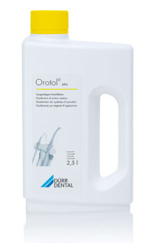 Orotol Plus -  Suction System Disinfection, 2.5L concentrate