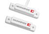 Magnasphere Surface Mount Contact MSS-K24S White