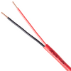 1000ft Genesis 16/2 Fire Wire Red (For Power, Siren, and Strobes)